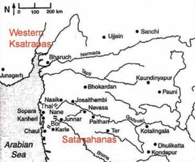 A Hiatus In The Cutting Of Buddhist Caves In The Western Deccan